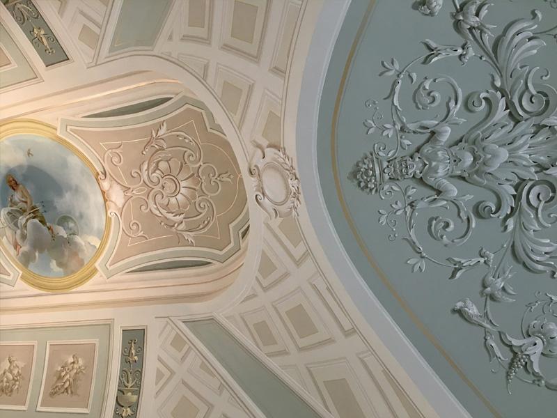 Daniela Benedini - decorazioni - classico