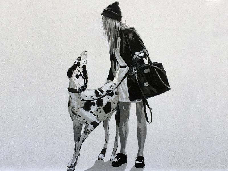 Daniela Benedini - street art
