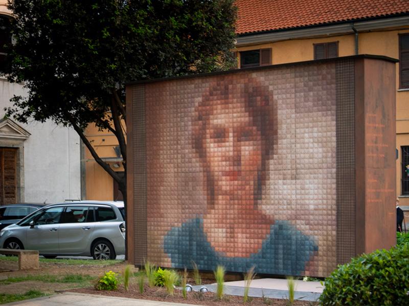 Daniela Benedini - decorazioni - street art 5